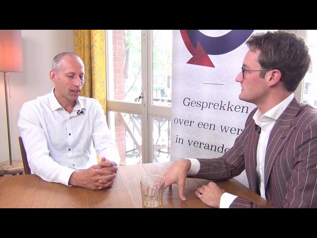 Hoogleraar Pieter Gautier: 'Geen tijd voor Donut-economie' #VDOTV