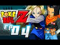 Androids Ready To Kill Everyone - Pokeball Z Dragon Ball Z Team Training Episode 4 video