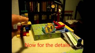 Lego Chain Reaction From Klutz Book