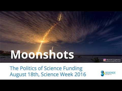 Moonshots: The politics of science funding