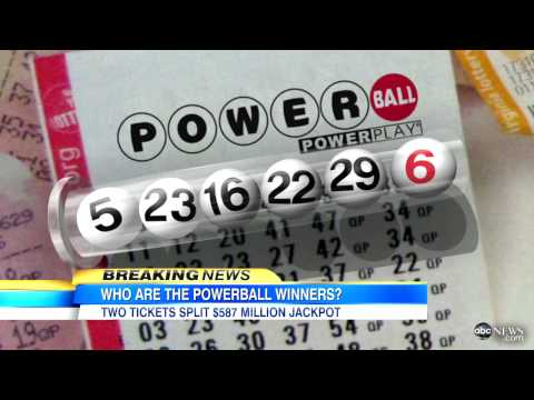Powerball Winning Numbers Picked In Arizona, Missouri: Two Winners Take Jackpot