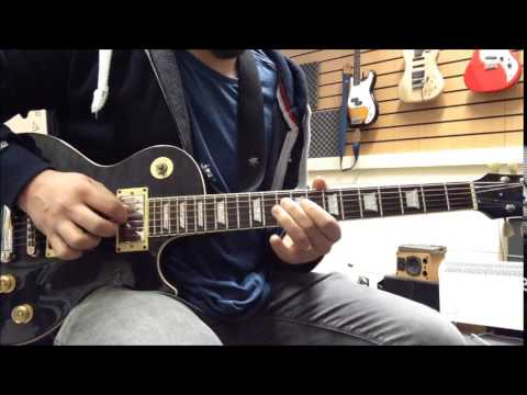 Jean Michel Jarre - Oxygene IV - Guitar Cover