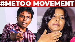 #MeToo: Director Susi Ganesan Slams Leena Manimekalai | Files Case in Court