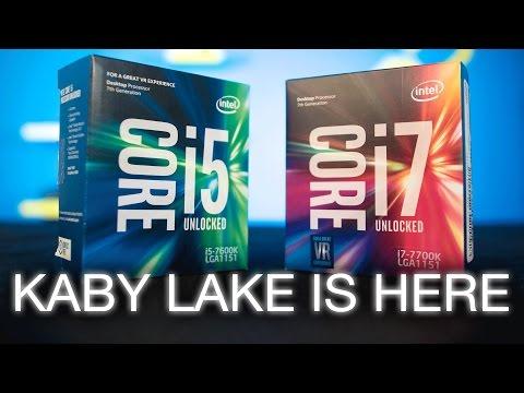 Intel Kaby Lake Core i7 7700K + i5 7600K: Worth the Upgrade?