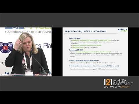Presentation: Nemaska Lithium - 121 Mining Investment London 2019 Spring