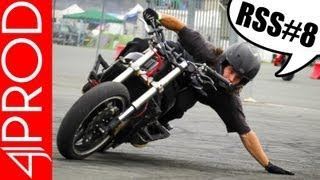 Drifting Motorcycle & Stunt Riding - French Riders are Awesome