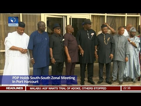 PDP Vows To Return To Power in 2019 Pt.3 |News@10| 19/02/18