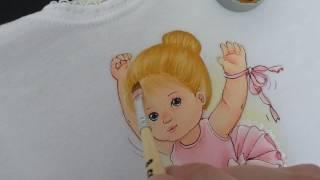 Como pintar cabelinho louro ou loiro