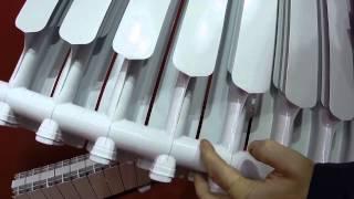 алюминиевые радиаторы. Алюминиевый радиатор отопления купить