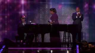 Jamie Foxx & Stevie Wonder on Oprah! 25 years [1080p HD]