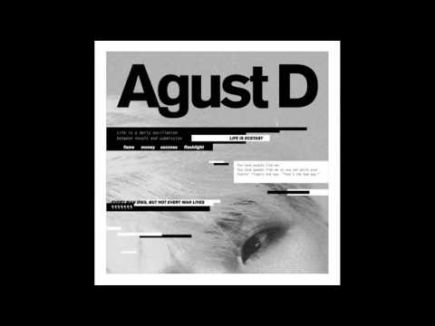 AGUST D (SUGA/MIN YOONGI) – SO FAR AWAY ft. 수란 (SURAN)