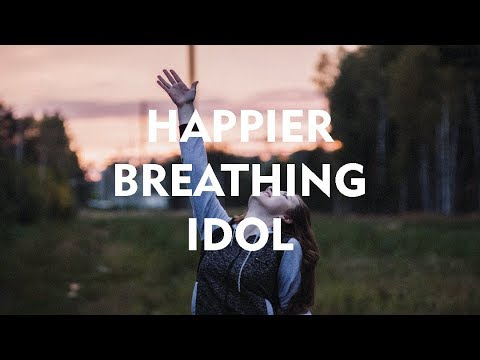 Happier, breathin, IDOL - FBM Cover (Lyrics)