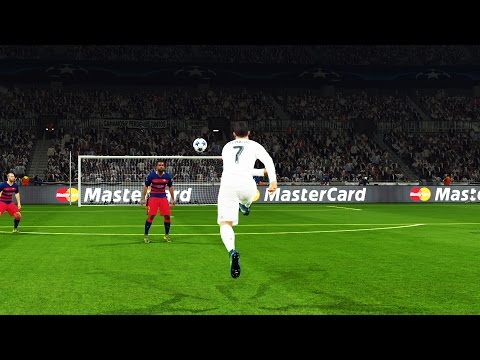 Long Shots From PES 97 to 16