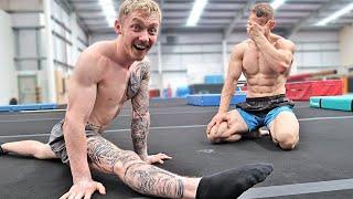 A Gymnasts Worst Nightmare....?