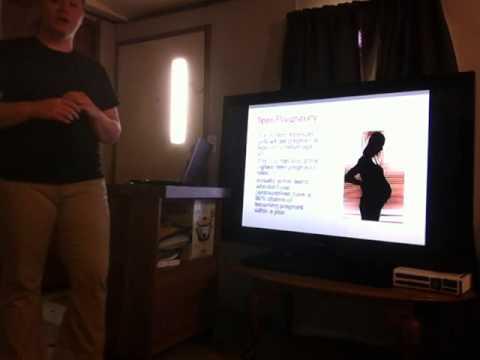Sex education persuasive speech