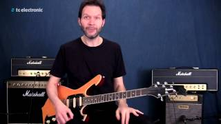 Paul Gilbert demos the MojoMojo