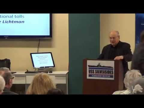 Dr Rene Lichtman Lecture Series at the Uss Silversides Submarine Museum