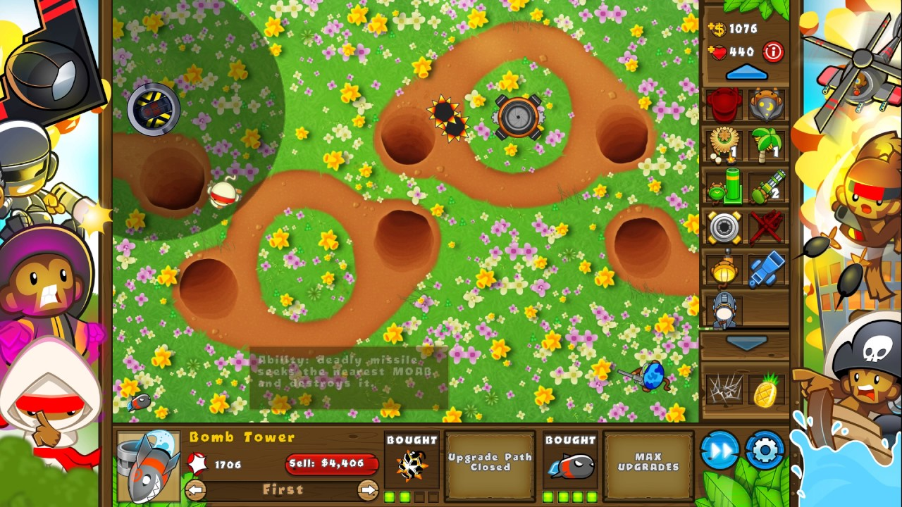 Bloons Tower Defencewatermelon Gaming