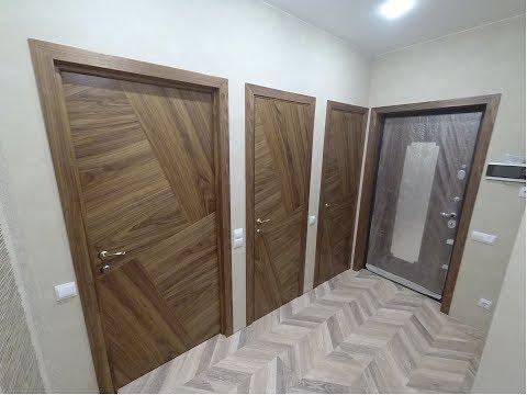 Установка межкомнатных дверей ОНИКС. Часть 2. Монтаж дверных блоков, доборов, коррекция наличника
