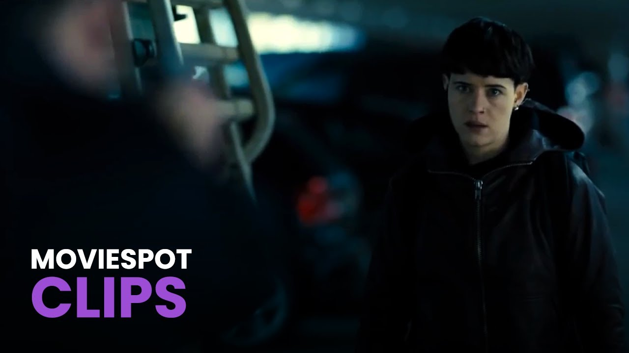 The Girl in the Spider's Web (2018) - Clips - Airport Escape