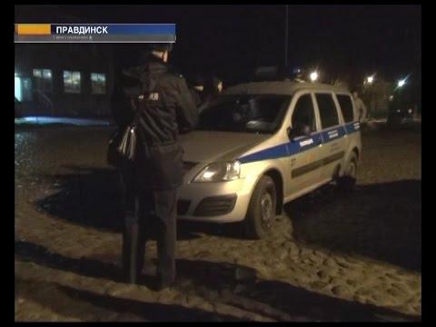 В Правдинском районе полицейские провели масштабный рейд