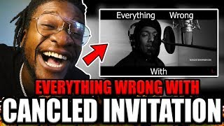 "Everything WRONG With Nick Cannon's ""Invitation Canceled"" (Eminem Diss)"