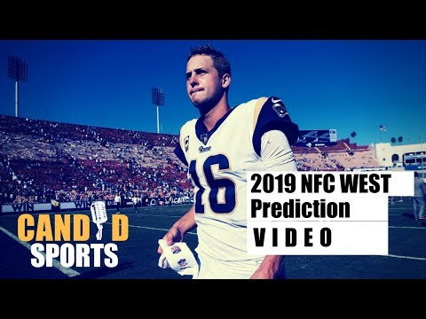 Candid Sports 2019 NFC West Prediction Video