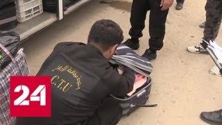 Сирийских боевиков из Хомса вывезли в Идлиб - Россия 24