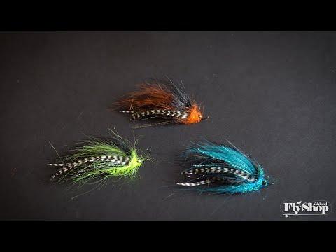Tying the Furry Bird with Keith Liddy | Ashland Fly Shop