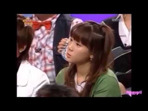 Girls' Generation Kim Taeyeon Cute Moment