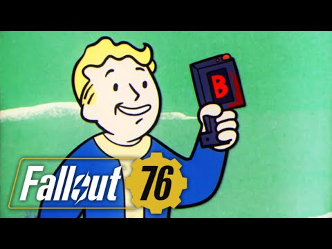 Fallout 76  - Atomics For Peace Official Trailer