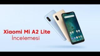 Xiaomi Mi A2 Lite Detaylı İncelemesi - Türkiye'de İLK