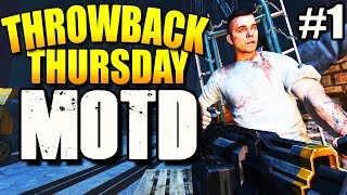"Throwback Thursday ""MOB OF THE DEAD"" 2 Box Challenge (Black Ops 2 Zombies)"