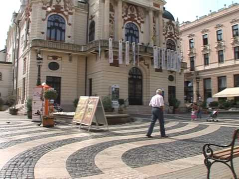 Hungary's Pecs in cultural spotlight