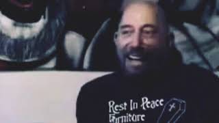 Sid Haig ( Captain Spaulding) Doing His Thing