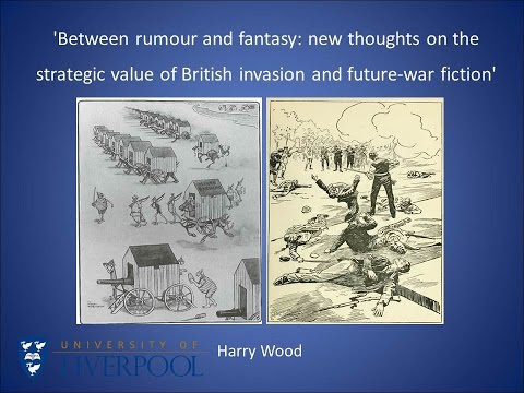 British Invasion-Scare Literature on the Eve of the First World War