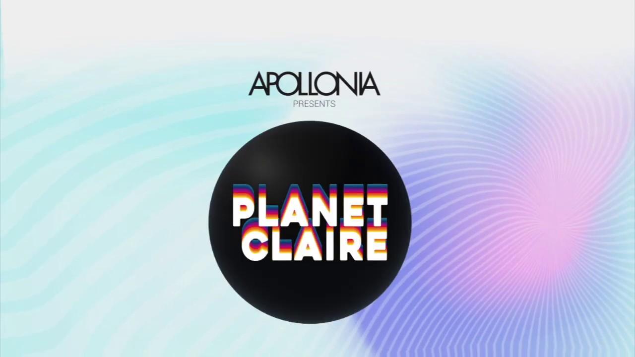 Prepare for lift off to Planet Claire – Apollonia Ibiza