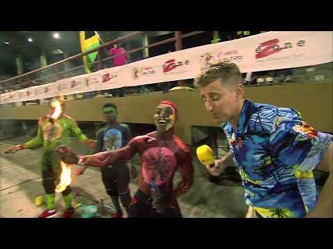 CPL17 Highlights M15: Guyana Amazon Warriors v Jamaica Tallawahs