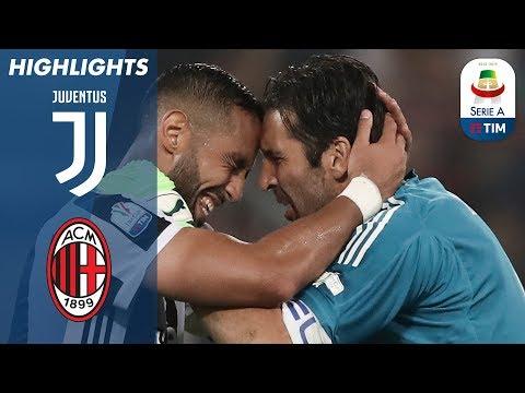 Juventus - Milan 3-1 - Highlights - Giornata 30 - Serie A TIM 2017/18
