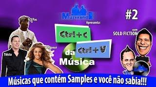 Samples - 2Pac / Tiesto / Beyoncé - CRTL C + CTRL V da Música #2