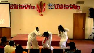 Kirk Franklin More Than I Can Bear- GUIDance Praise Dance Ministry