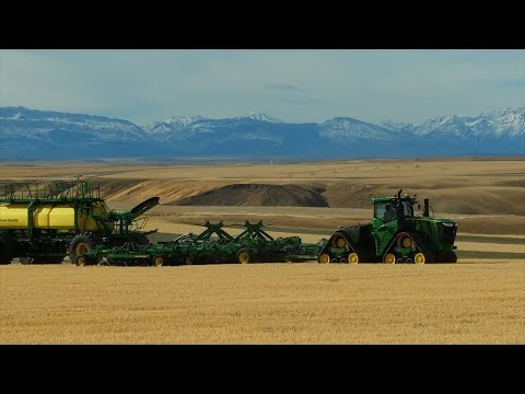 Lower Net Farm Income Having Impact On Ag Equipment Sales