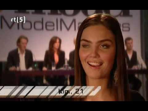 Holland's Next Top Model S02 E01 Part 1