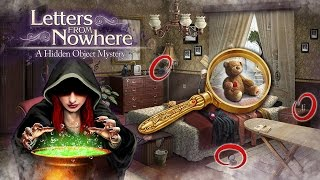 Letters From Nowhere®: A Hidden Object Mystery 1.10.1 Update for iPad and iPhone