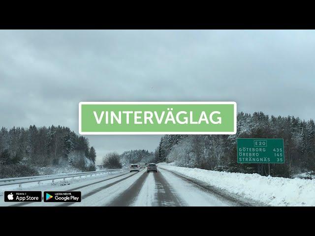 Ta Körkort - Vinter och hala vägar