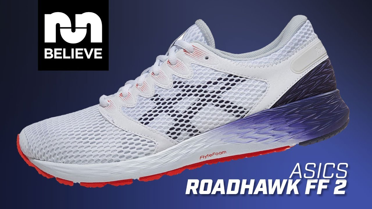 admirar noche Lanzamiento  ASICS Roadhawk FF 2 Video Performance Review - YouTube