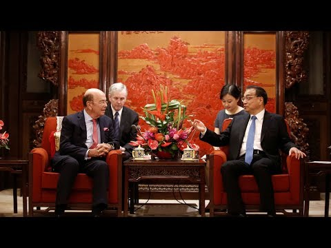 China premier urges US Commerce Secretary to treat investments by Chinese firms fairly