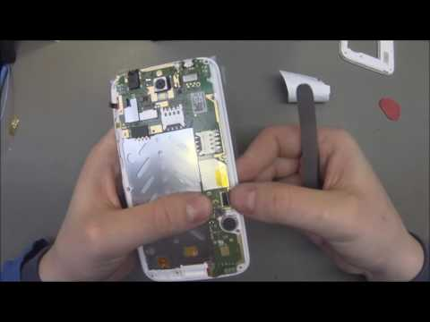Huawei Y625 Disassembly/replace display module