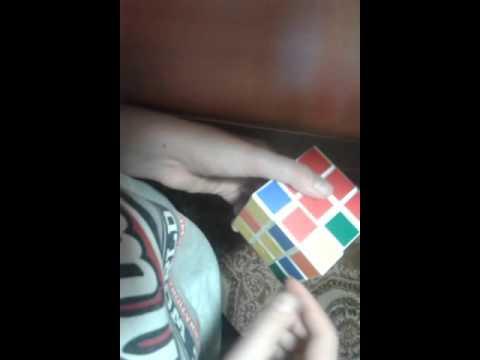 Формули за кубчето на рубик
