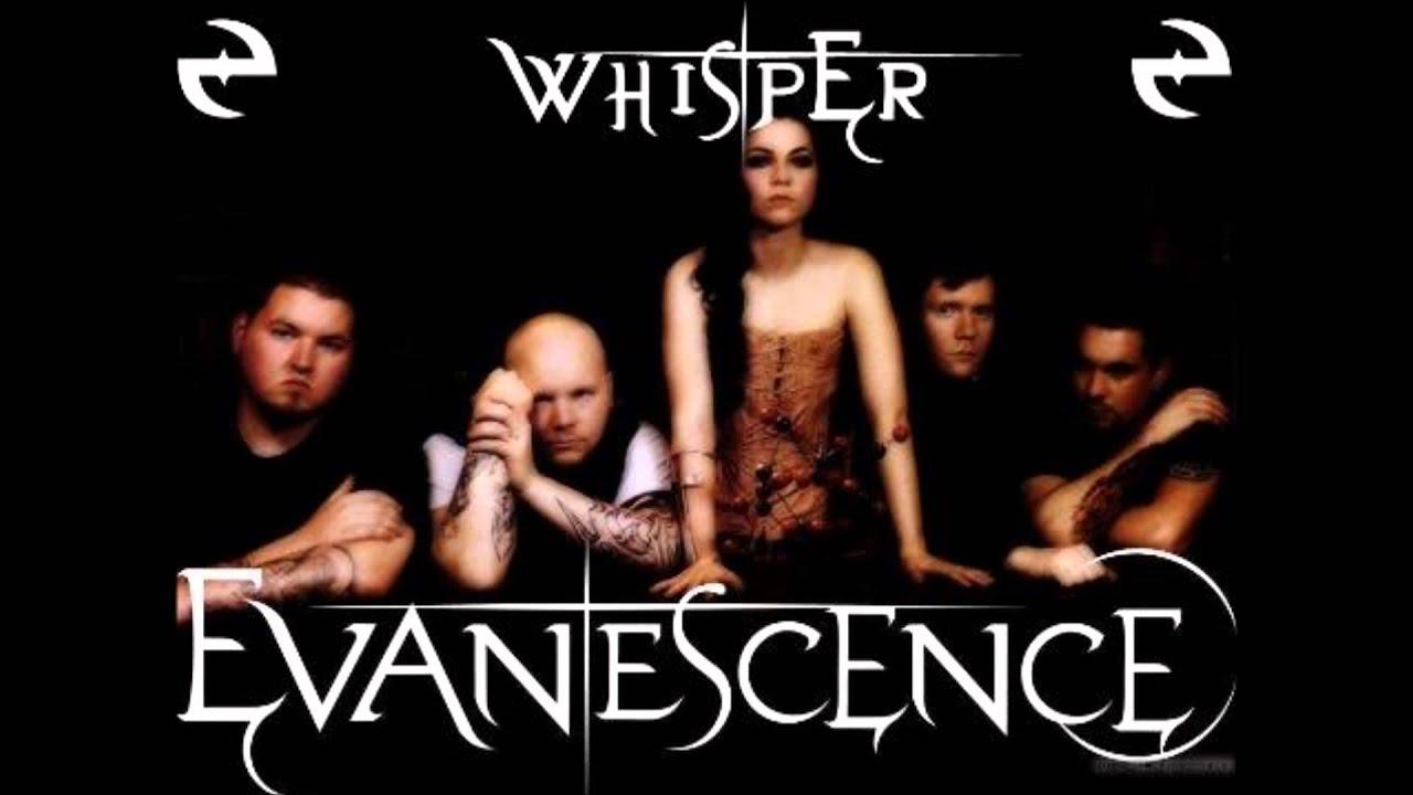 Evanescence-Whisper (Kid Version) - YouTube